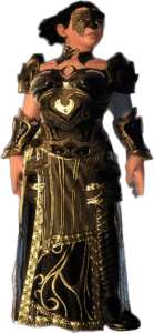 Onyx Costume