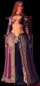 Rose Costume