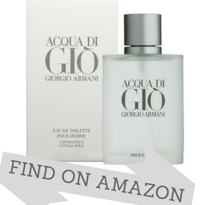 best perfume for men acqua di gio