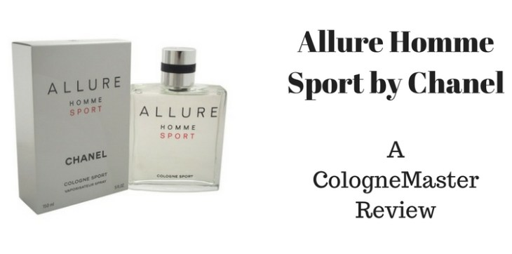 chanel allure homme sport review by colognemasters. Black Bedroom Furniture Sets. Home Design Ideas