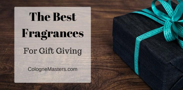best perfume for men gift giving