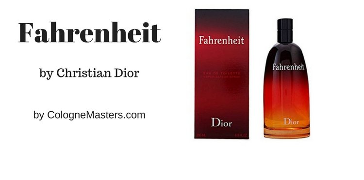 Dior Fahrenheit Review - Everything You Need To Know