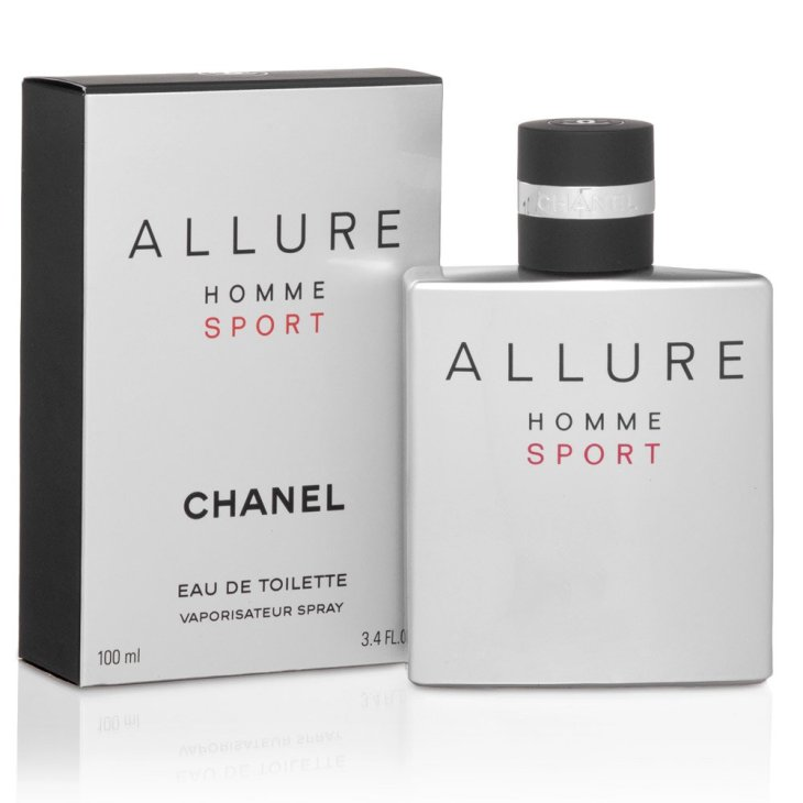 Sexy Fragrances For Men - Allure Homme Sport by Chanel