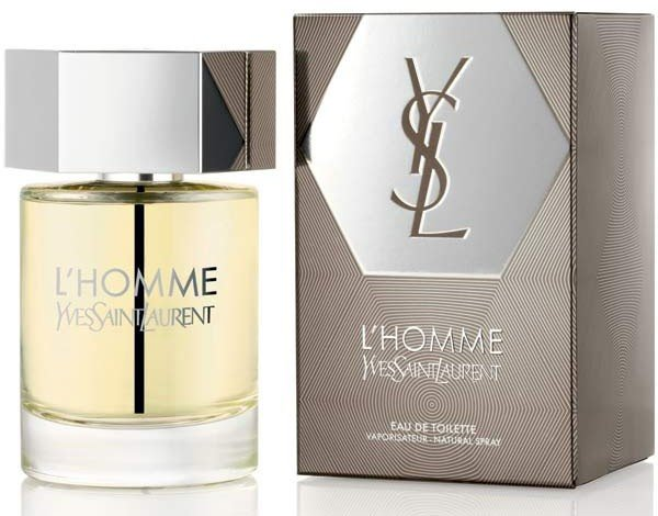L'Homme by YSL Best Mens Cologne