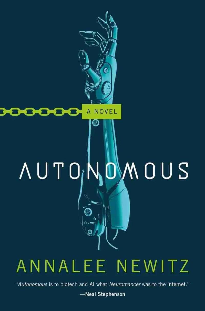 Image result for autonomous annalee newitz