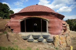 COLOMBIA-ENVIRONMENT-RECYCLING-ARCHITECTURE-TIRES