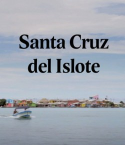 Het dagelijks leven op Santa Cruz del Islote