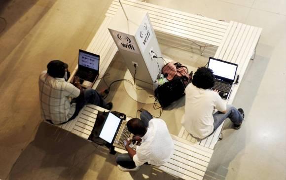 Gratis wifi in 1000 zones