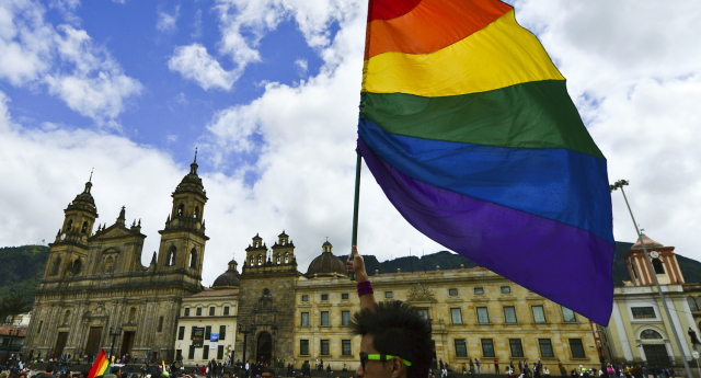 Homohuwelijk in Colombia