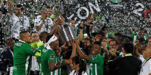 Atletico Nacional kampioen Libertadores