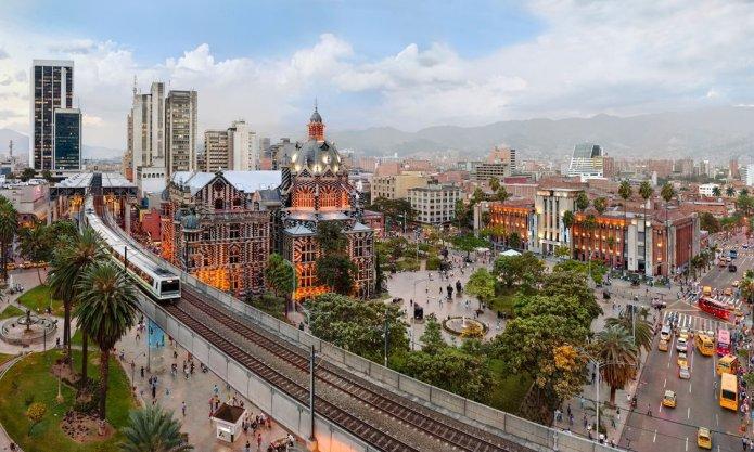 Medellín beste stedentrip Zuid-Amerika
