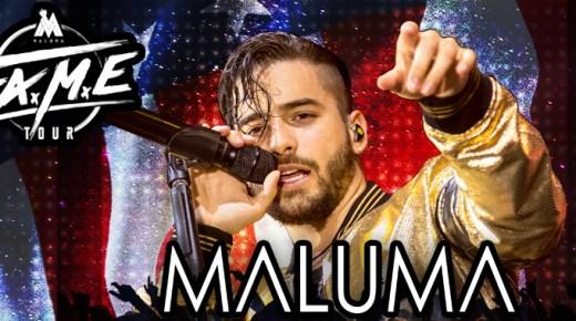 Maluma treedt 22 september op in Ziggo Dome