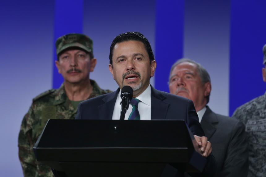 Colombiaanse regering verbreekt dialoog met ELN na dodelijke aanslag