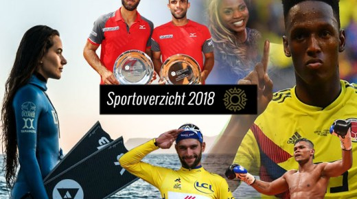 De mooiste momenten van de Colombiaanse sport in 2018