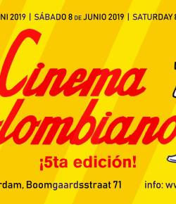 Filmfestival Cinema Colombiano 2019