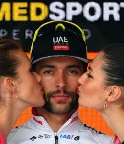 Fernando Gaviria stapt uit Giro d'Italia