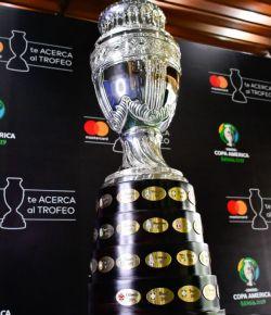 Finale van Copa América volgend jaar in Colombia