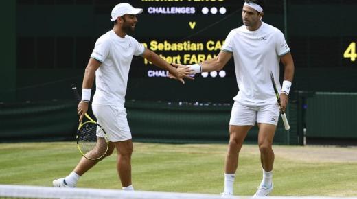 Cabal en Farah bereiken finale Wimbledon