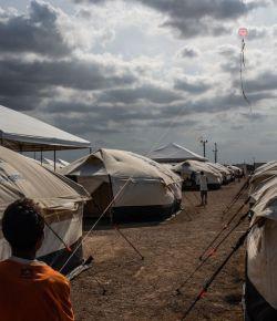 Colombia vindt de internationale hulp voor Venezolaanse migranten te laag