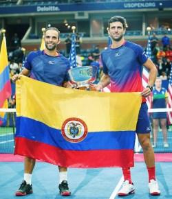 Cabal en Farah winnen dubbelspel op US Open