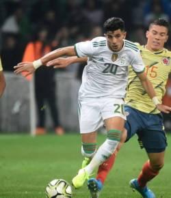 Colombia sluit Europese tour af met 3-0 nederlaag tegen Algerije