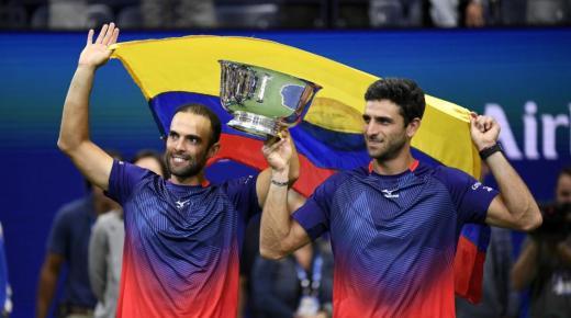 Tennisduo Cabal en Farah eindigen seizoen op nummer 1 ATP