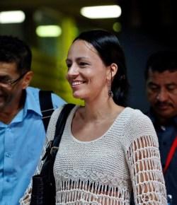 Tanja Nijmeijer verlaat de FARC