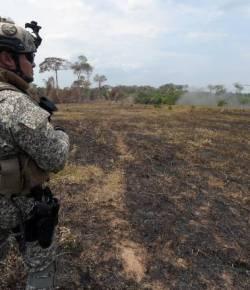 Colombiaans leger wil speciale eenheid vormen voor bescherming nationale natuurparken