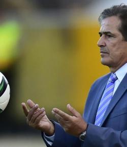 Colombiaanse voetbaltrainer Jorge Luis Pinto wordt bondscoach VAE