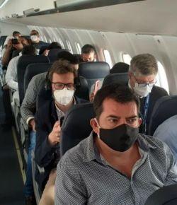Voorlopig geen verplichte coronatest voor reizigers naar Colombia