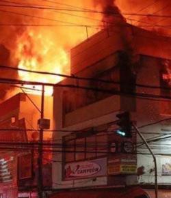 Zeven doden en vier gewonden bij brand in Cúcuta