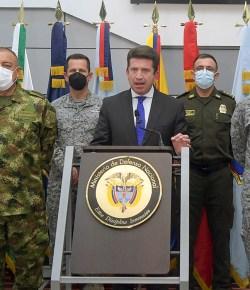 Tien FARC-dissidenten omgekomen bij een bombardement in Guaviare