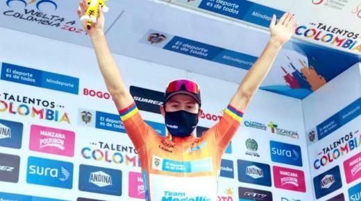 José Tito Hernández winnaar Vuelta a Colombia 2021