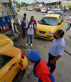 Protesten zwakken af in Colombia, benzinetekorten door blokkades