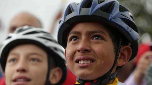 Colombia geraakt door verongelukte fan van Egan Bernal