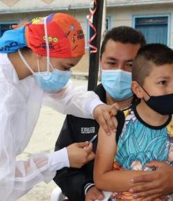 Colombia heeft 20% van de bevolking gevaccineerd, VS doneert 3,5 miljoen vaccins