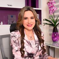Vicepresidenta internacional de la Fundación