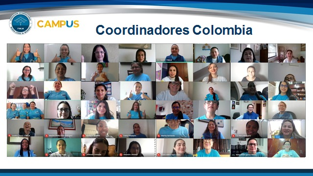 Coordinadores Colombia