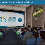 Imagen del auditorio virtual en el Foro Internacional PCD