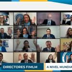 Directores de la Fundación Internacional María Luisa de moreno