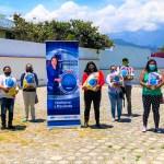Entregas de ayudas Quito y Guayaquil - Ecuador