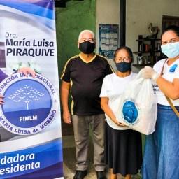 Entrega de mercados en San José del Guaviare