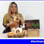 Gloria Burbano y su emprendimiento BioRaíces en Expo Emprende Mujer 2021