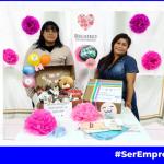 Etelvina Oropeza e Ysabel Barrionuevo con su emprendimiento Regately desde Perú en Expo Emprende Mujer 2021