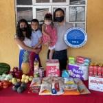 Llevamos un mensaje de solidaridad y esperanza a familias de Querétaro