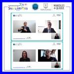 Evento en vivo de lanzamiento del Proyecto Emprendedores Sin Límites