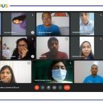 Inicio del curso Introducción a Comunicaciones en Perú. Julio 2021