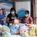 Más de 60 familias reciben ayudas alimentarias en la ciudad de Montreal(7)