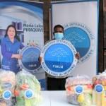 Más de 60 familias reciben ayudas alimentarias en la ciudad de Montreal(4)
