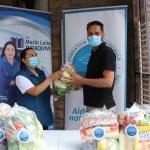 Más de 60 familias reciben ayudas alimentarias en la ciudad de Montreal(1)